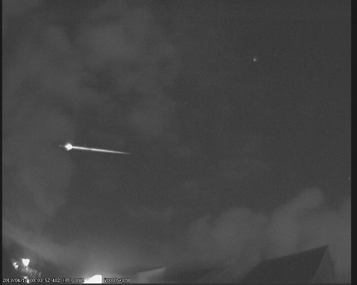 Image of M20130412_000352 fireball from Ash Vale