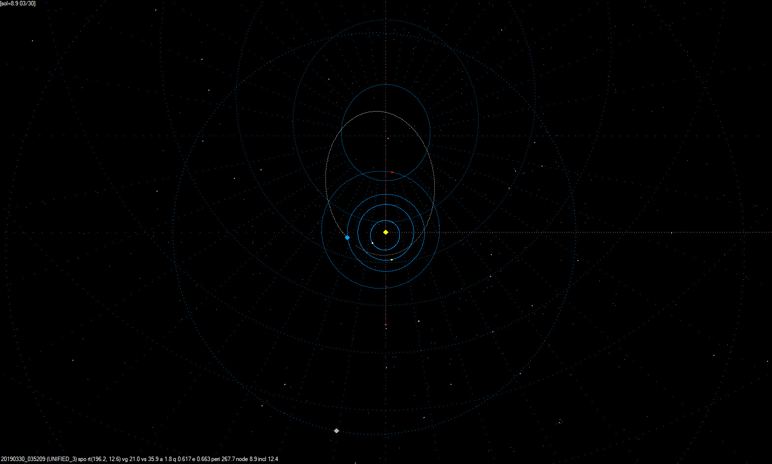 M20190330_035209 fireball orbit